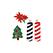 B(クリスマスツリー)